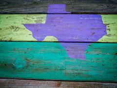 Lavender Texas