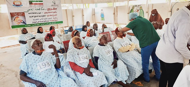 Photo:Free Eye camp@ IDP By IAPB/VISION 2020
