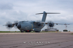 CT-02 Belgian Air Force | Airbus A400M-180 | Memphis International Airport