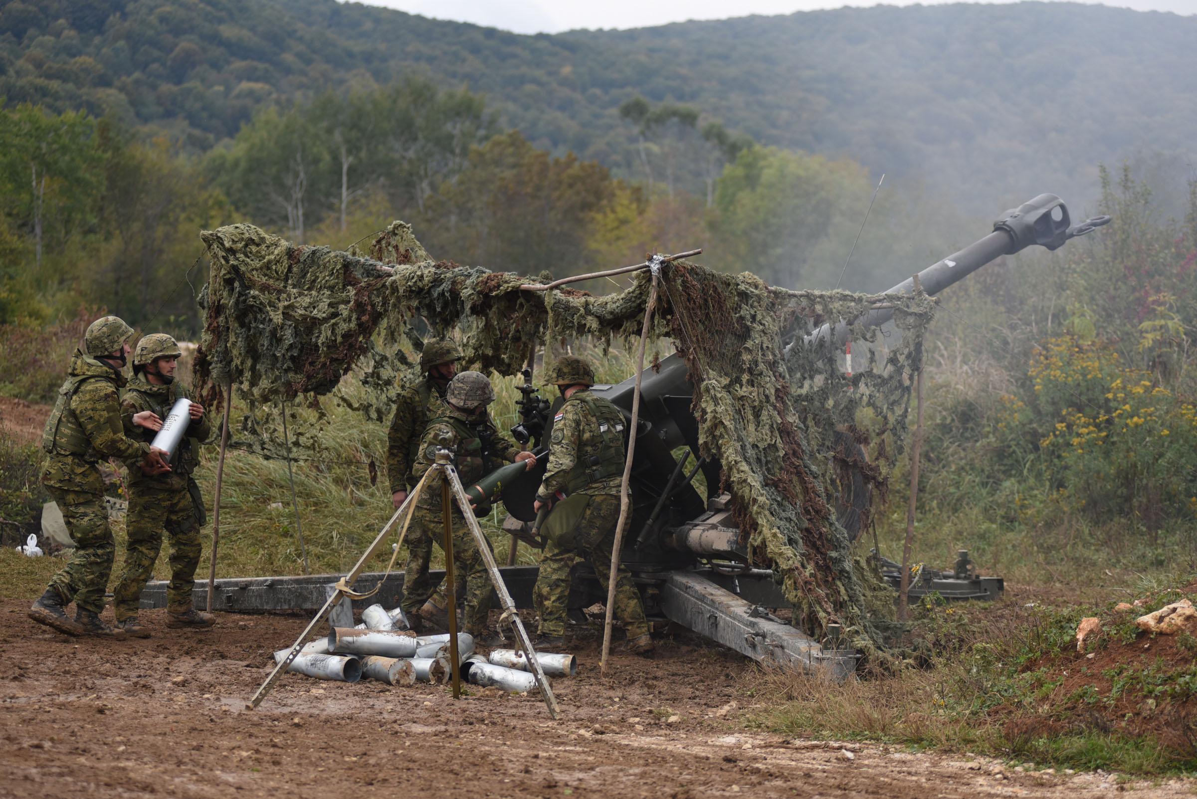 Završni prikaz vojne vježbe 'UDAR 21'