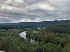 Shenandoah River SP 10-13-21 Cullers Overlook