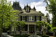 Fredericksburg Virginia architecture