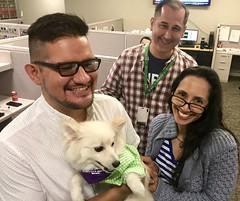 Joey Palacios, Ryan Poppe, Norma Martinez