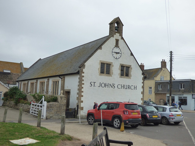 Photo:St John's Church - West Bay Harbour By ell brown