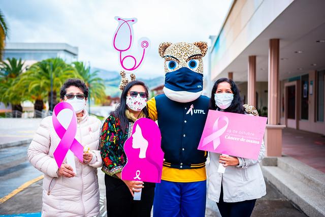 Photo:Día Mundial de la lucha contra el cáncer de mama 2021 By Dirección de Comunicación UTPL