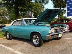 1967 Chevy Chevelle SS396