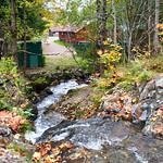 Rustadsaga river and dam 2017-2018