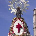 Virgen Ofrenda de Flores 2021 Zoom