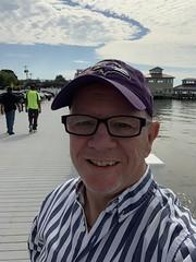 Larry at St. Solomons Island - October 2021 1