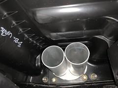 Intake runner - airbox side