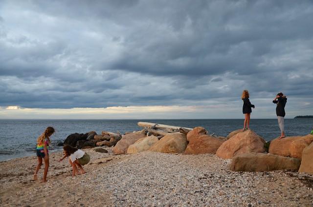 Photo:Kids On The Beach By Joe Shlabotnik