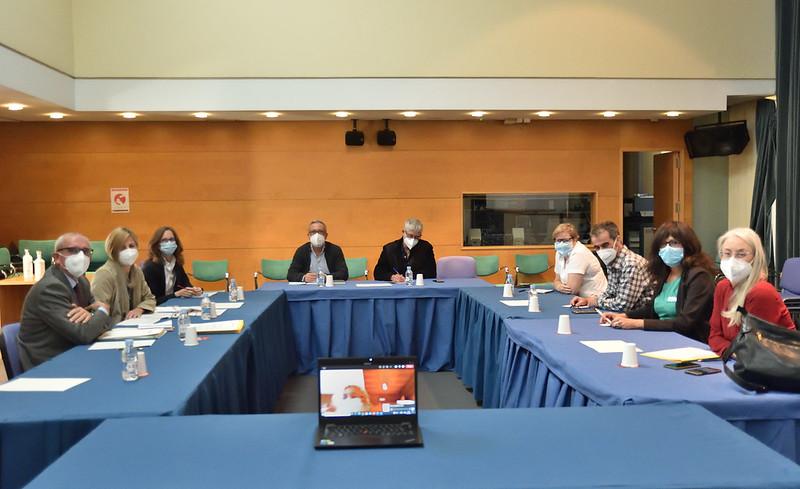 25-10-2021 Reunió Consell de Personal de Les Corts