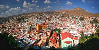 Guanajuato Panorama