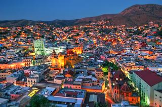 Guanajuato Evening