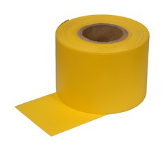 Flexible Duct Connector Fabric Material (Yellow Vinylflex)