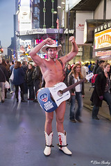 Times Square Area, NYC - Oct. 2011