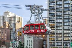 Roosevelt Is. Tram, NYC - Oct. 2011
