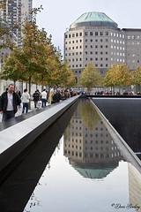 WTC Memorial, NYC - Oct. 2011