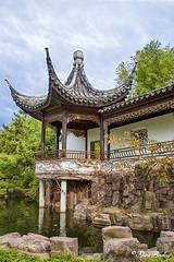 Chinese Scholar's Garden, Staten Is. - Oct. 2011