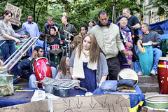 Occupy Wall Street, Zucotti Park, NYC - Oct. 2011