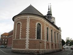 Saint-Pol-sur-Ternoise (chapelle des Soeurs Noires) • 5204 - Photo of Saint-Pol-sur-Ternoise