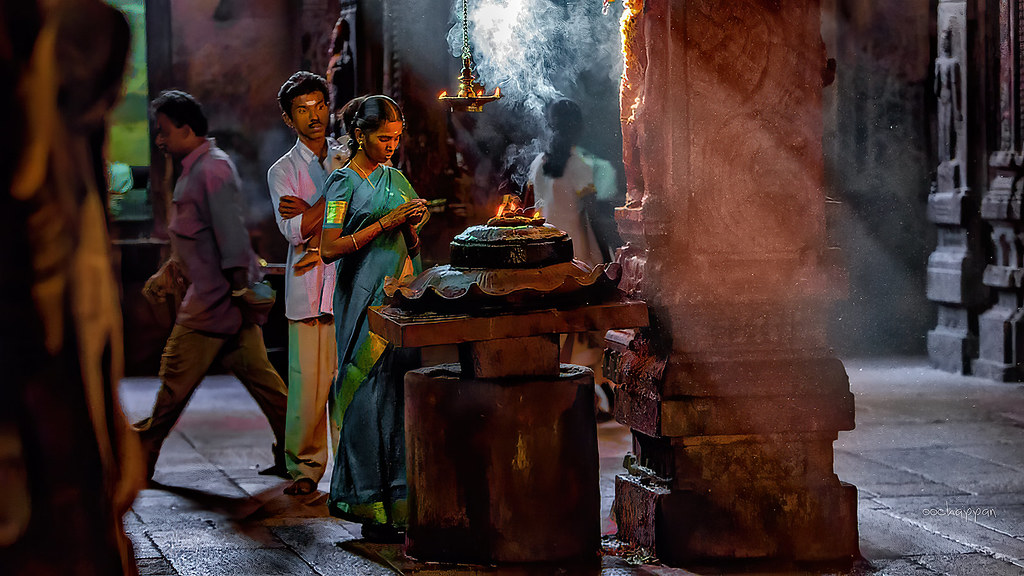 Madurai - The Family - The Religion