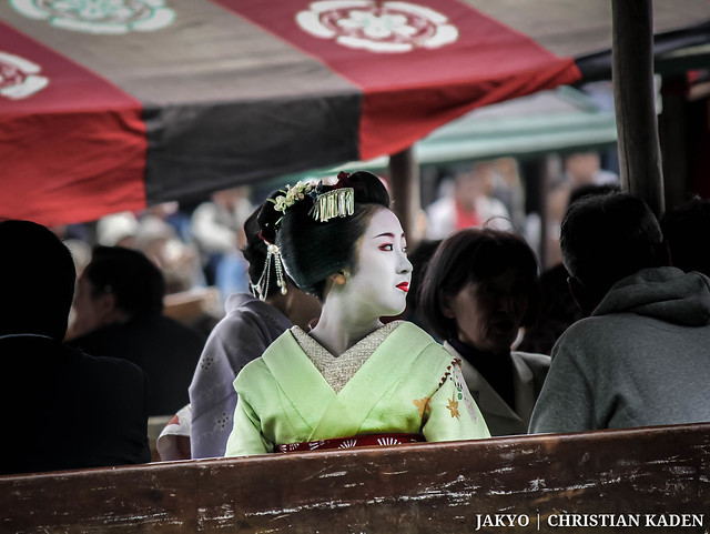 Photo:Dreaming Maiko By Christian Kaden