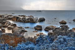 Blue Boulders Beach