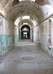 Eastern State Penitentiary, Philadelphia, Pennsylvania, February 2013
