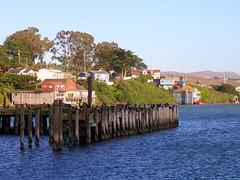 "Bodega Bay (""The Birds"" movie locations"