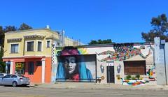 1. Oakland, California Street Murals/Street Art