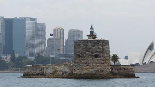 Fort Denison, Sydney Harbour, New South Wales (483525)